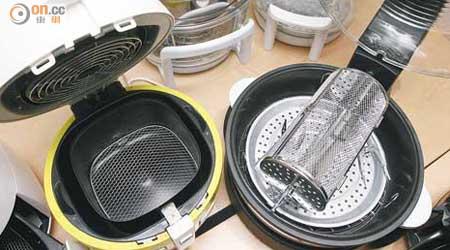 10款煮食爐具 表面升溫超標 - 東方日報