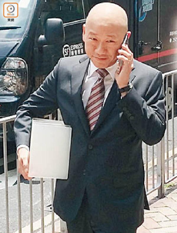 曾健超拒捕案 官問是否由法庭辨認片中被告 - 東方日報