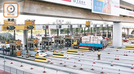 西隧 欖隧 元旦起加價 - 東方日報