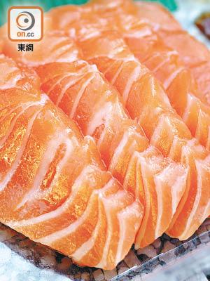 挪威海產局澄清三文魚安全 - 東方日報