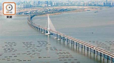 深圳灣過境僅需5分鐘 - 東方日報