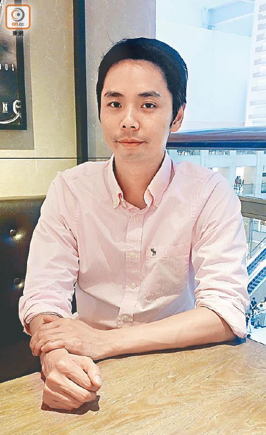 政情:嗜甜張智恆 獨愛冷壓果汁 - 東方日報