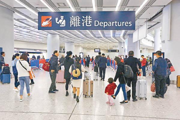 張建宗:暫毋須減往來武漢航班高鐵 - 東方日報