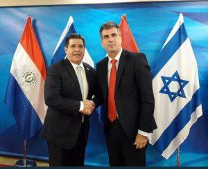Отменен визит израильских бизнесменов в Парагвай