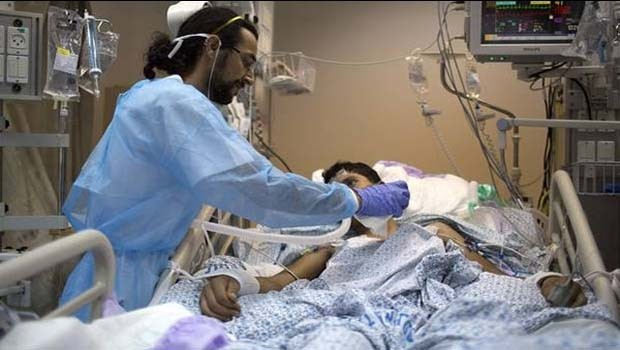 izraeli kórház