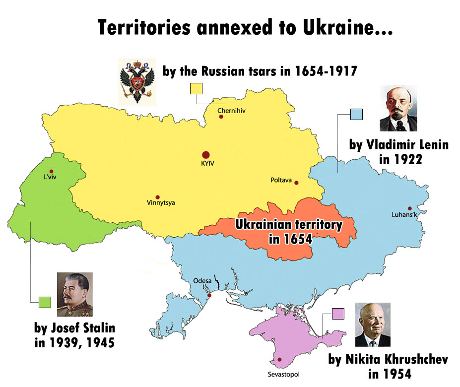 Image result for map of ukraine and crimera russia annexed