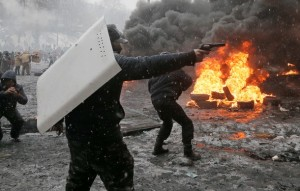 New Ukrainian statehood was born during the violent actions on Maydan and throughout the country.