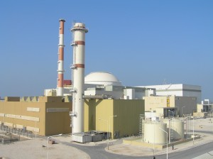 Bushehr Nuclear Power Plant built in Iran with the Russian technical assistance.