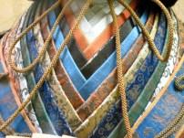 Queen, layered Heian neckline