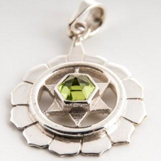 Chakra Symbole 925-Silber