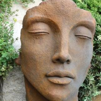 Gesicht Frau Edition Oxid klein