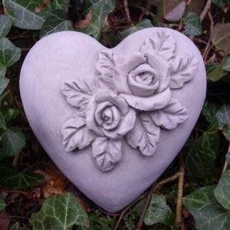 Herz Doppelblüte