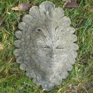 Relief Greenman Featherface