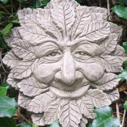 Relief Greenman Oaksmile