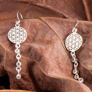 Ohrringe / Ohranhänger 925-Silber