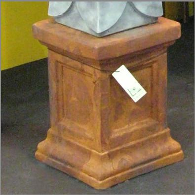Sockel Angel Edition Oxid klein