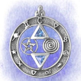 Anhänger Ausgeglichenheit aus 925-Silber