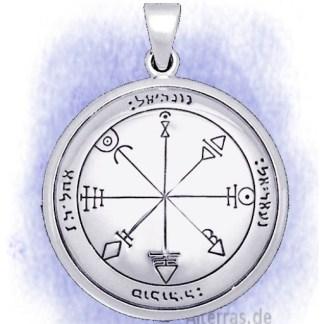 Anhänger Siegel der Venus aus 925-Silber