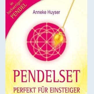 """Pendelset Perfekt für Einsteiger - Radiästhesie - """"Pendelset - Perfekt für Einsteiger"""""""