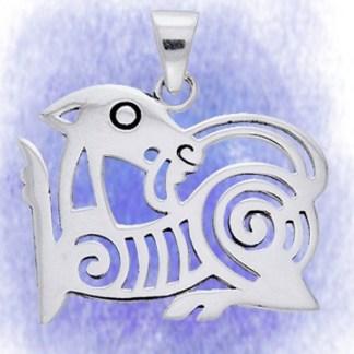 Anhänger Eilid aus 925-Silber