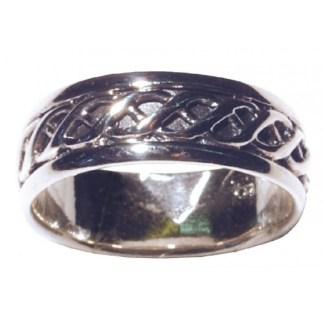 Ring Keltischer Knoten 925 Silber