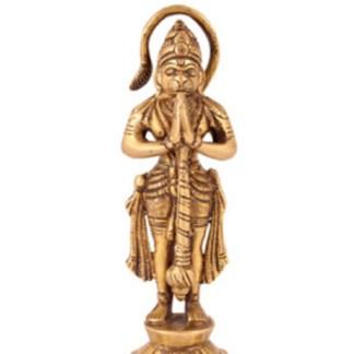 Hanuman stehend 15cm