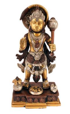 Hanuman stehend 35cm2