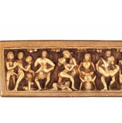 Kamasutra Relief 9 x 32cm2
