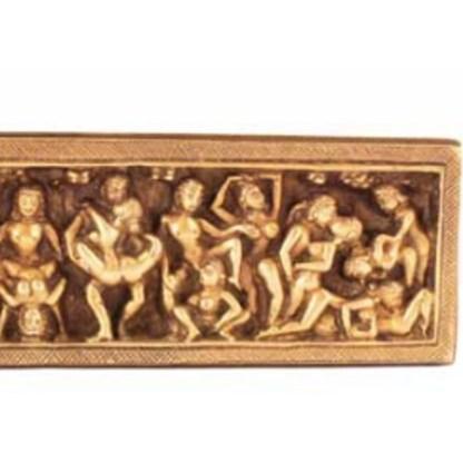Kamasutra Relief 9 x 32cm3 - Tantra/Kamasutra Relief 9x32cm
