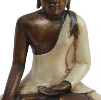 Buddha Thai Style Resin 16x24cm2