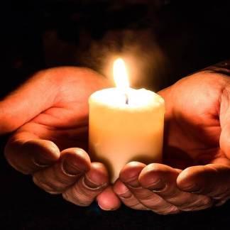 Kerzenleuchter und Kerzenlicht | Orientspirits - Spirituelle ...