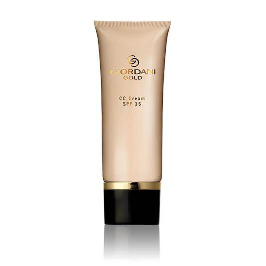 Oriflame Giordani Gold CC Cream Review