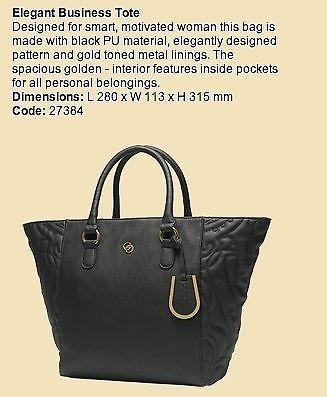 Oriflame Elegant Business Tote Bag Review