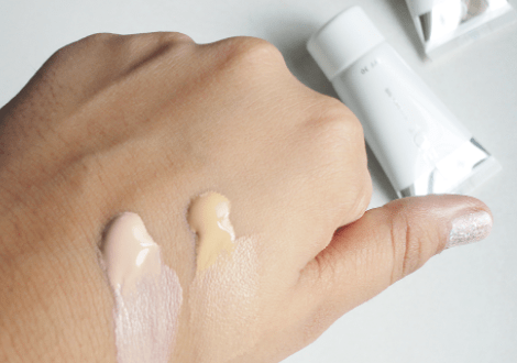 Oriflame BB Cream Review shades finally