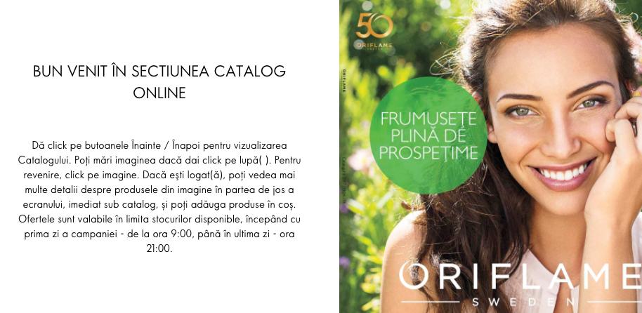 Oriflame C5 2017 Catalog