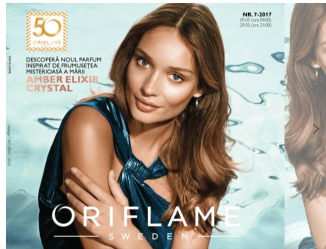 Catalog oriflame C7 2017 | Romania catalog oriflame c7 2017