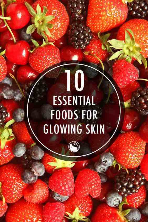 Daily Diet For Glowing Skin