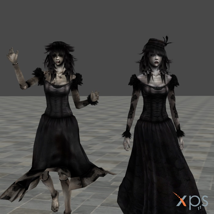 fatal frame 4 characters | Framess.co