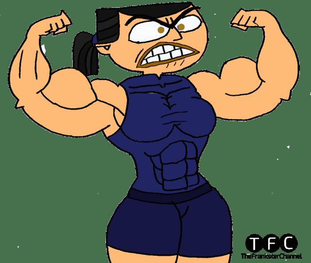 Muscle Eva Flexing Biceps By Thefranksterchannel Muscle Eva Flexing Biceps By Thefranksterchannel