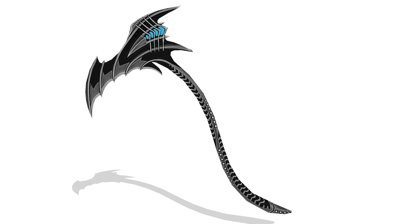 Thanatos Scythe Smite By Ninjapirate On Deviantart