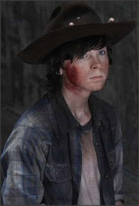 Carl Grimes x Male!Reader ~ Treasure by TheOddReader on ...