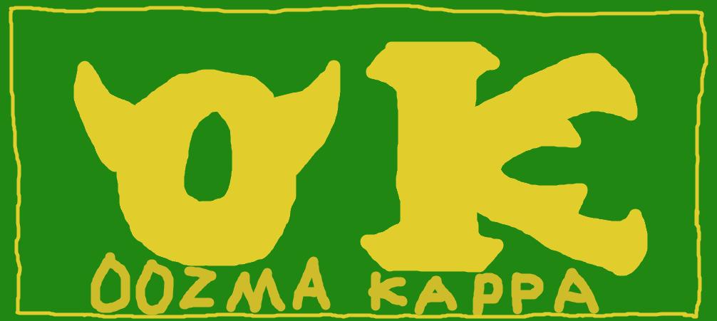 Oozma Kappa Logo By BenBandicoot On DeviantArt
