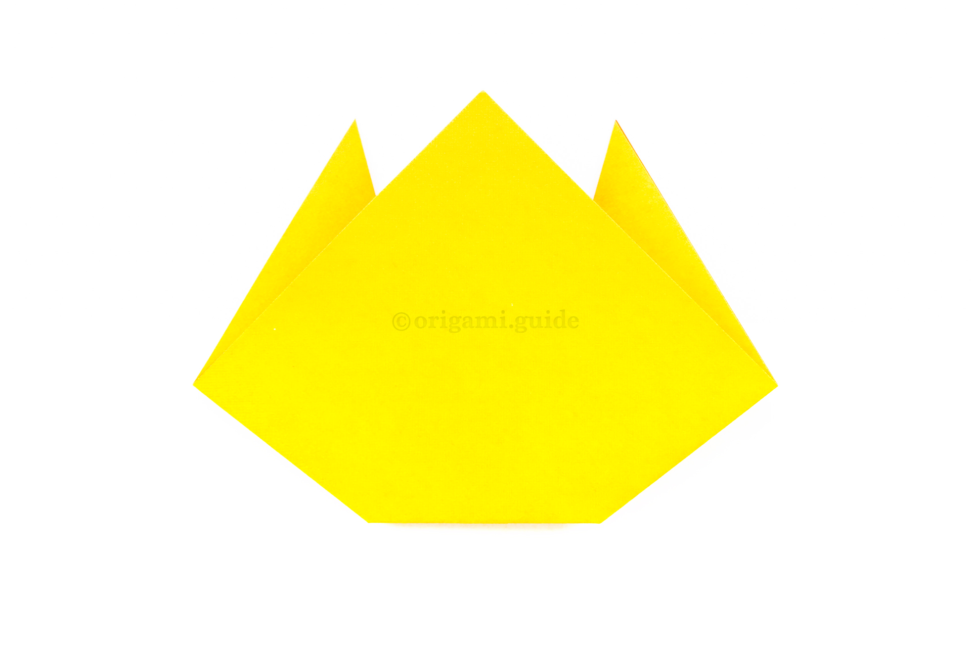 How to make origami cat | revidevi.wordpress.com | 1280x1920
