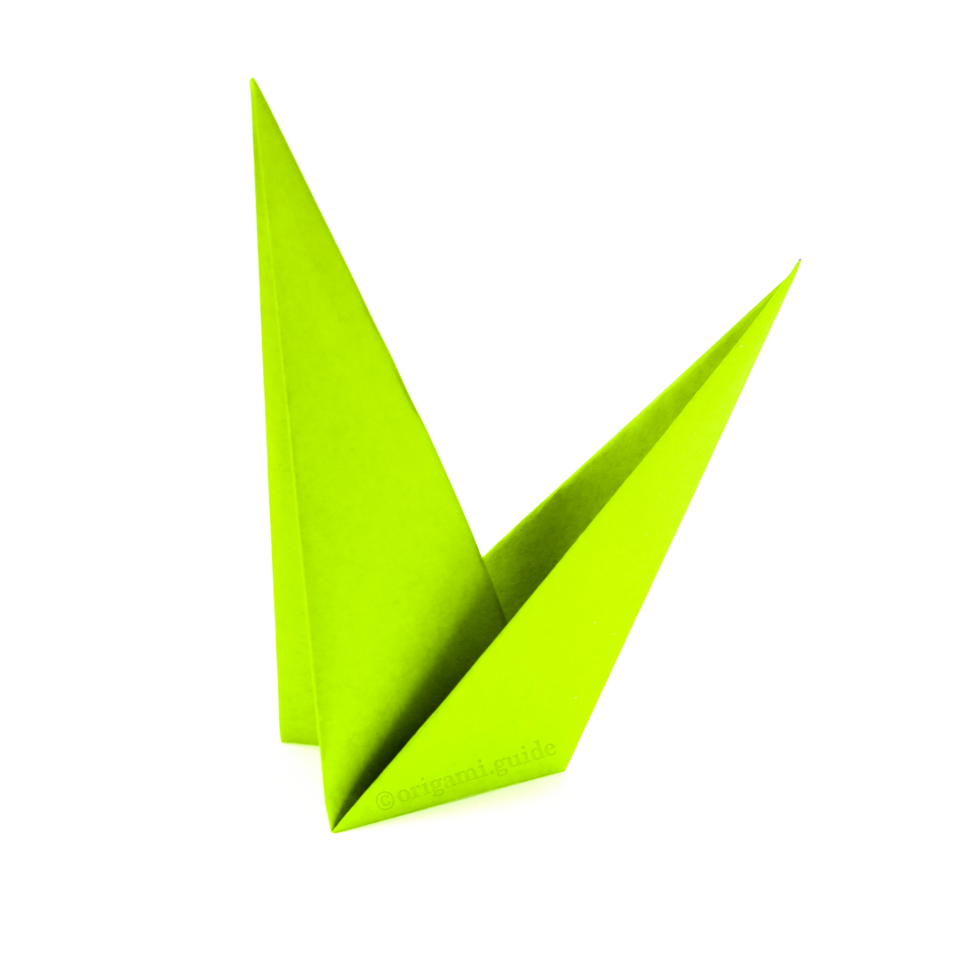 How to make Origami Leaf and Stem for flowers (Henry Phạm) - YouTube | 1920x1920