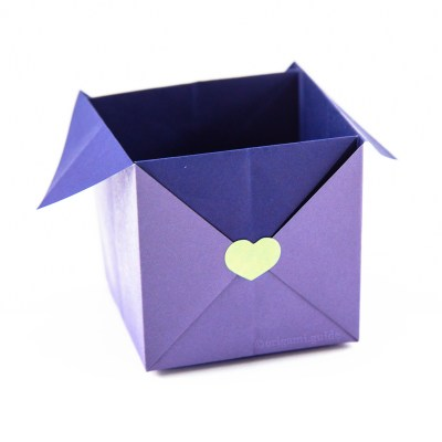 How To Make An Origami Box Divider