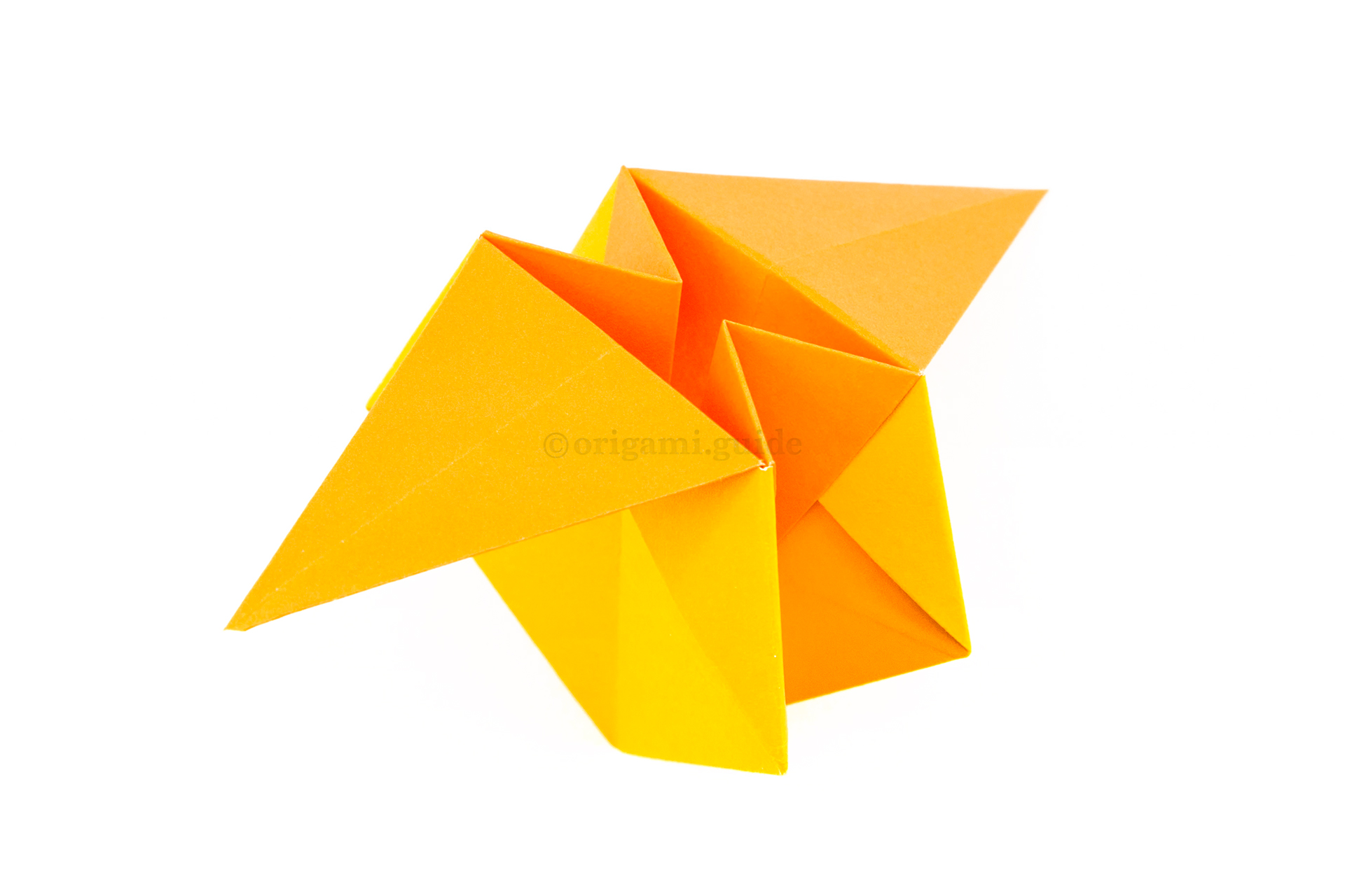 How to Make an Origami Star Box (with Pictures) - wikiHow | 1280x1920