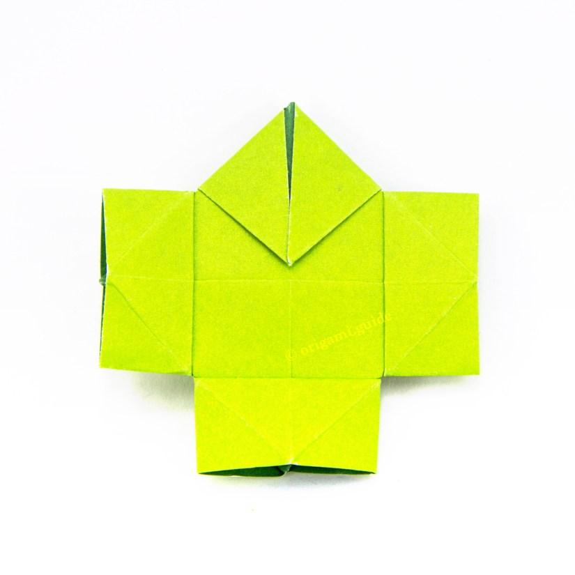 How To Make An Origami Yakko-San