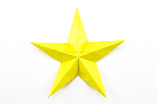 20. This is the front of the star.