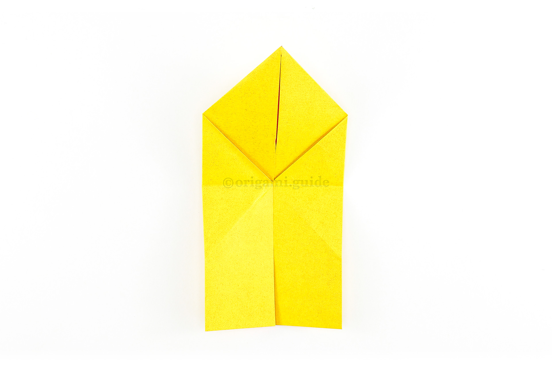 How to make a traditional easy origami fish: page 1 | 1280x1920