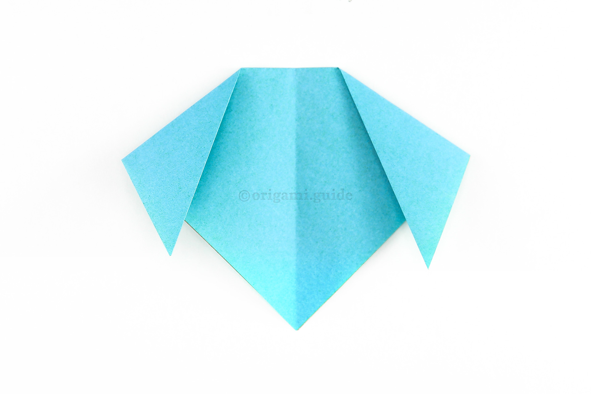 Origami Talking Dog   1280x1920